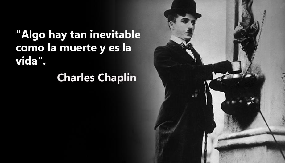 Frases para cambiar's photo on Charles Chaplin