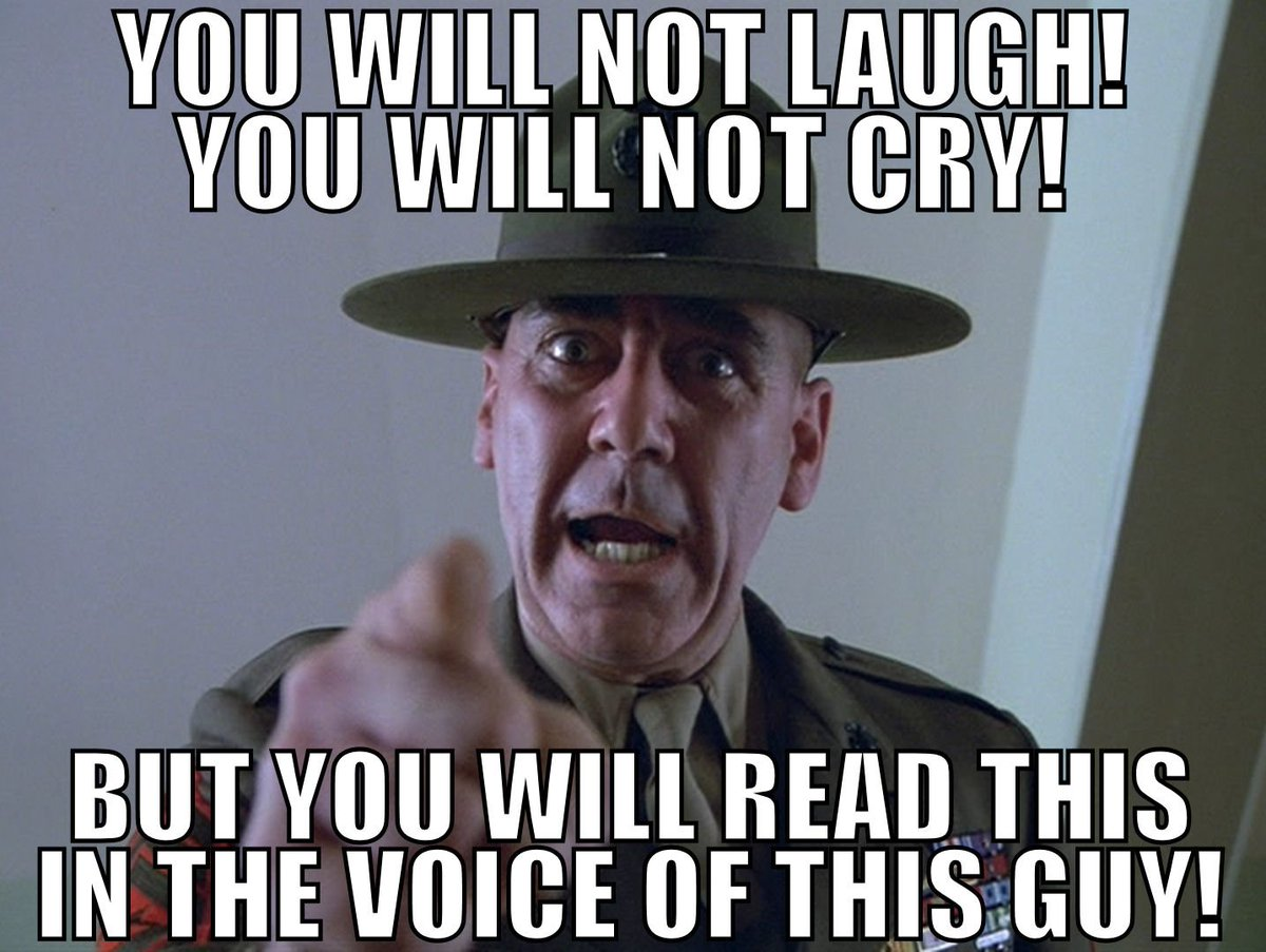 Officer McNeill's photo on R. Lee Ermey