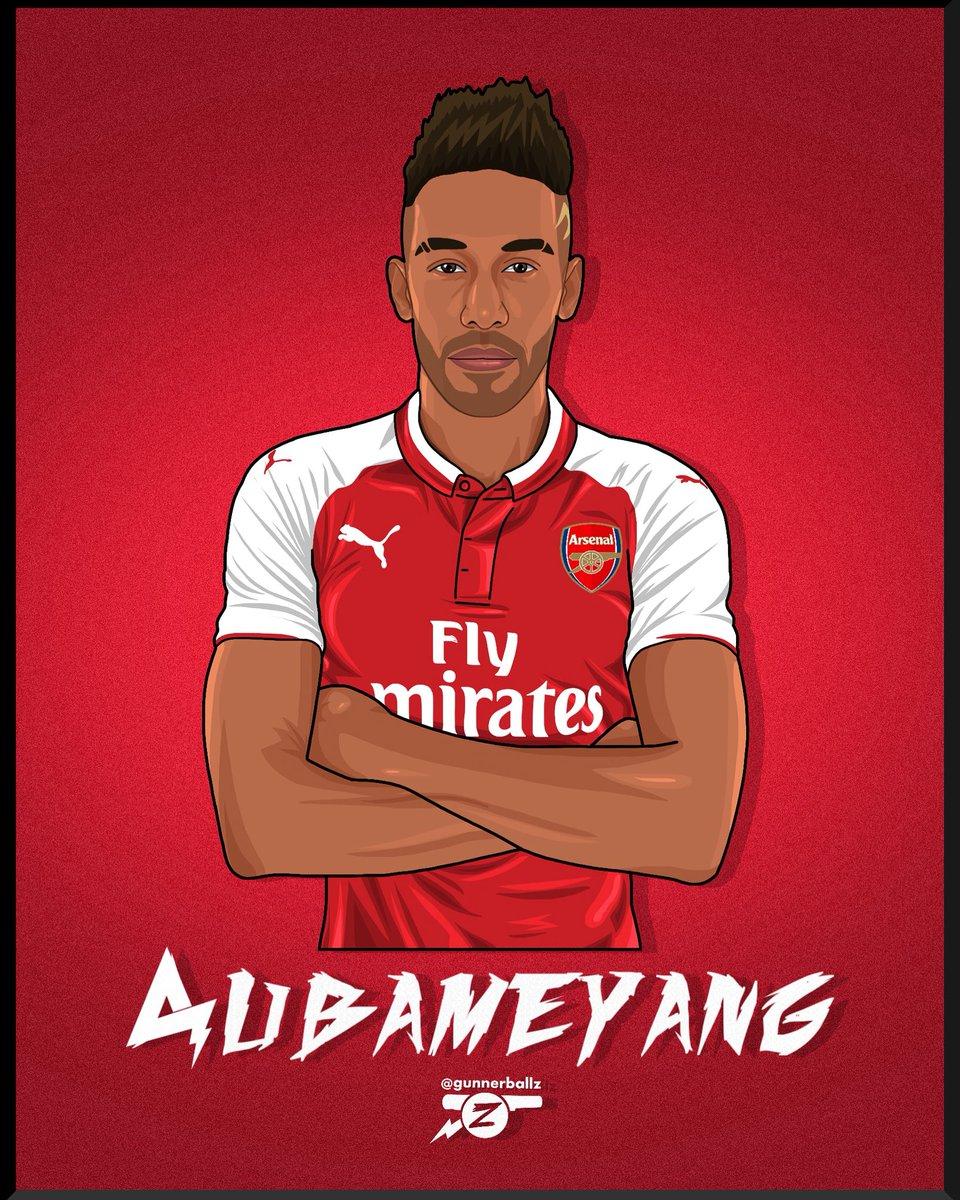 9b9f130668e Amazing start to his Arsenal career. ⚡  Aubameyang  arsenal  afc  coyg   yopierre  puma… https   t.co c17Fh3xtX9