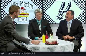 Happy Birthday Matt Bonner! | Spurs Live -
