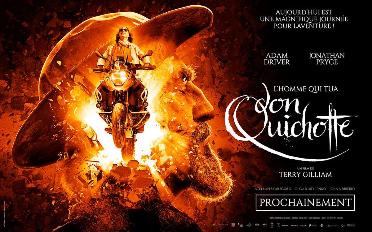poster L'homme qui tua Don Quichotte