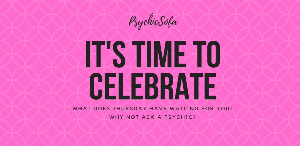 Psychic Sofa On Twitter Let Thursday