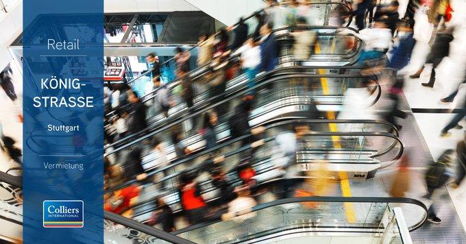 Deals der Woche: #Stuttgart<br><br>Das Stuttgarter Einzelhandels-Team freut sich, drei Highstreet-Vermietungen in der Königstraße bekannt geben zu dürfen. Alle Infos zu Mietern und Flächen:  t.co/yLnvwWPDWW