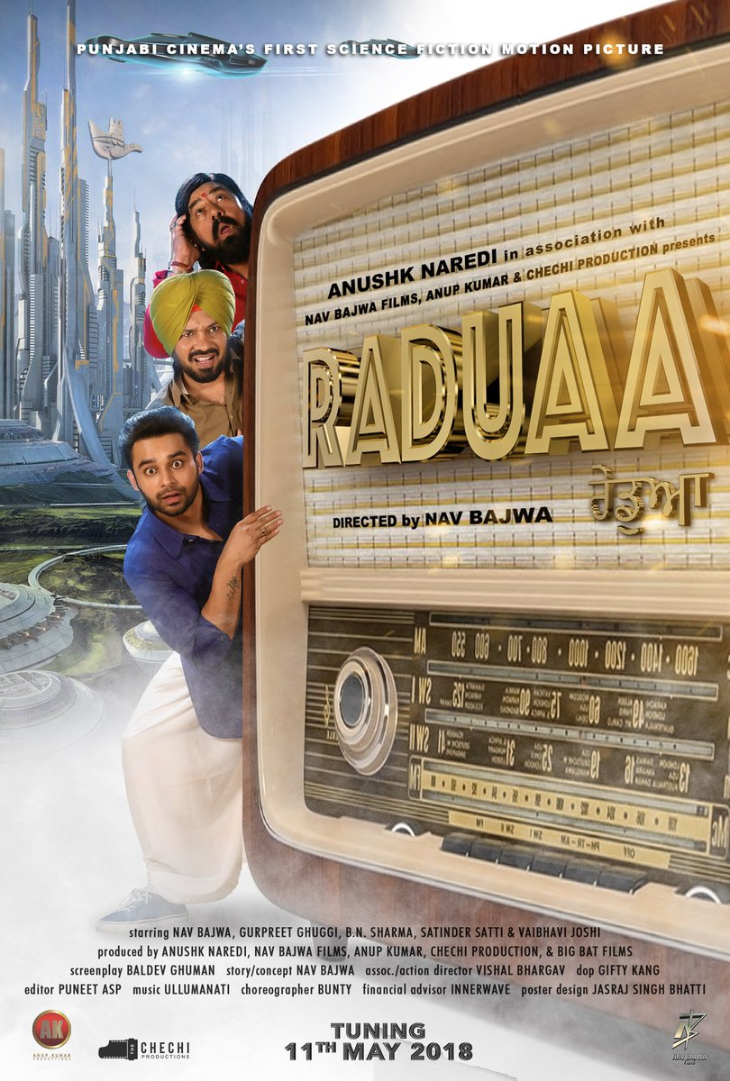 Raduaa (2018), Movie Cast, Story and Release Date