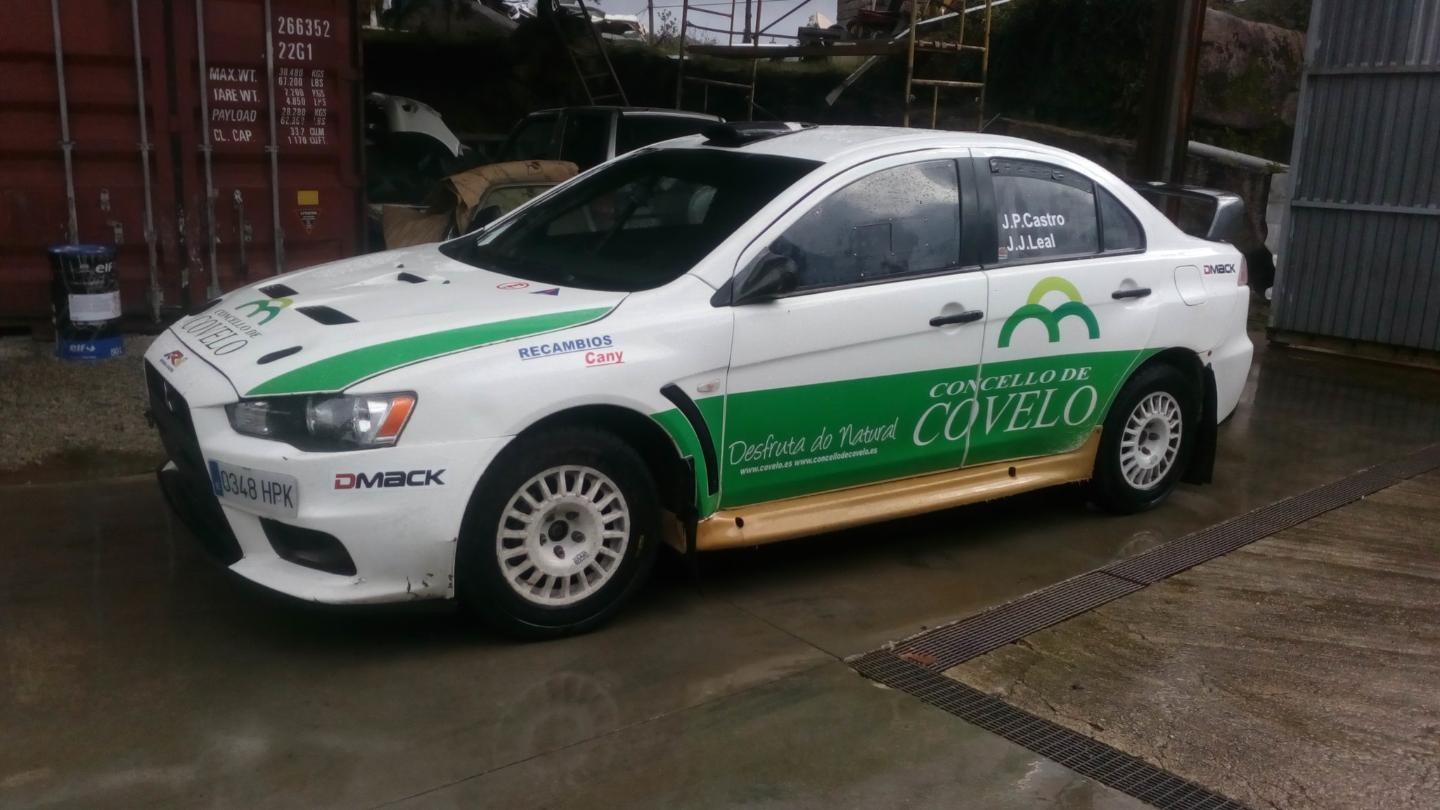CERT: 6º Rallye de Tierra Ciudad de Pozoblanco [5-6 Abril] DaAXScxWsAAtSO9