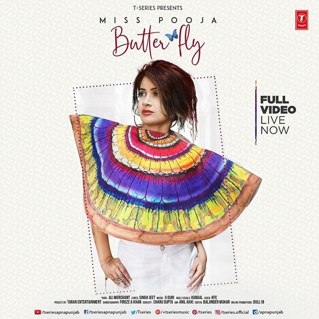 T Series Apna Punjab Presents Pooja Films — Missfusion
