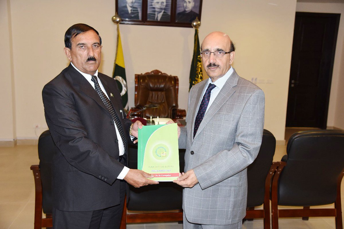 Masood Khan On Twitter April 05 Muzaffarabad Chairman Ehtesab