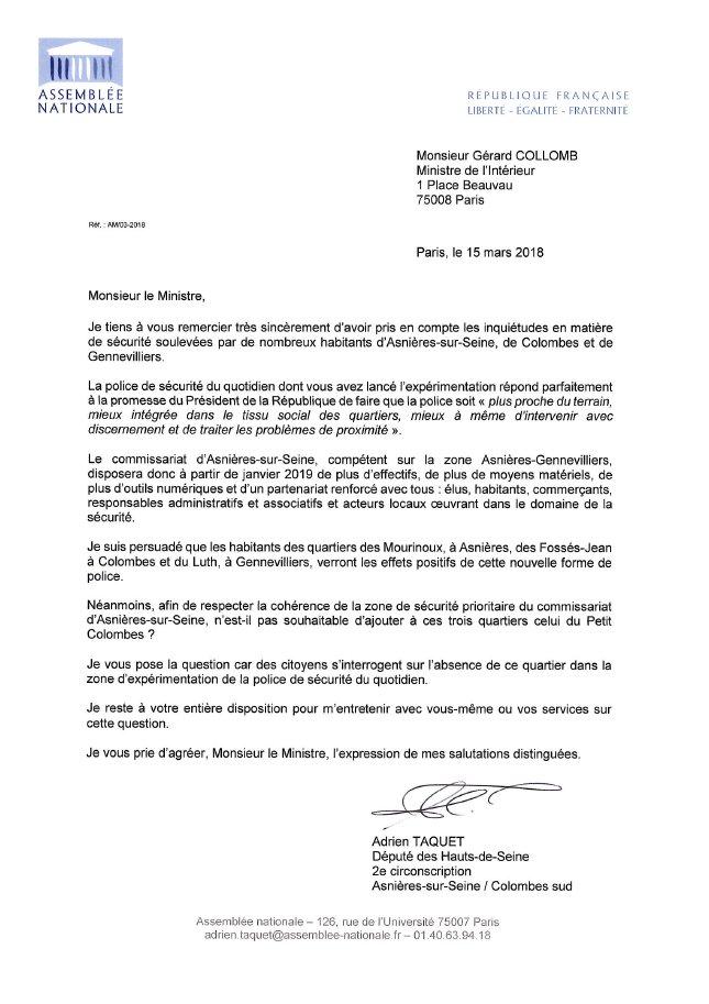 Adrien Taquet On Twitter Suite Aux Interrogations Des Citoyens Sur