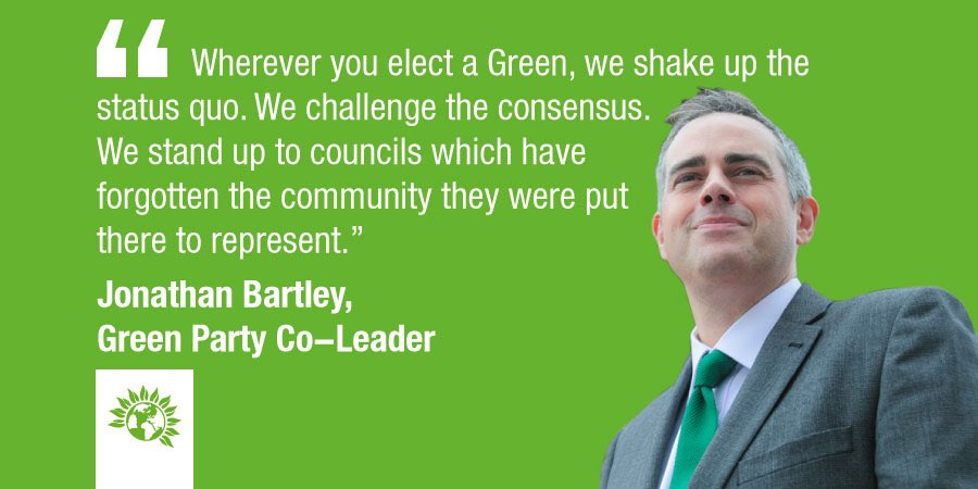 Image result for image jonathan bartley launch campaign 3 may 2018