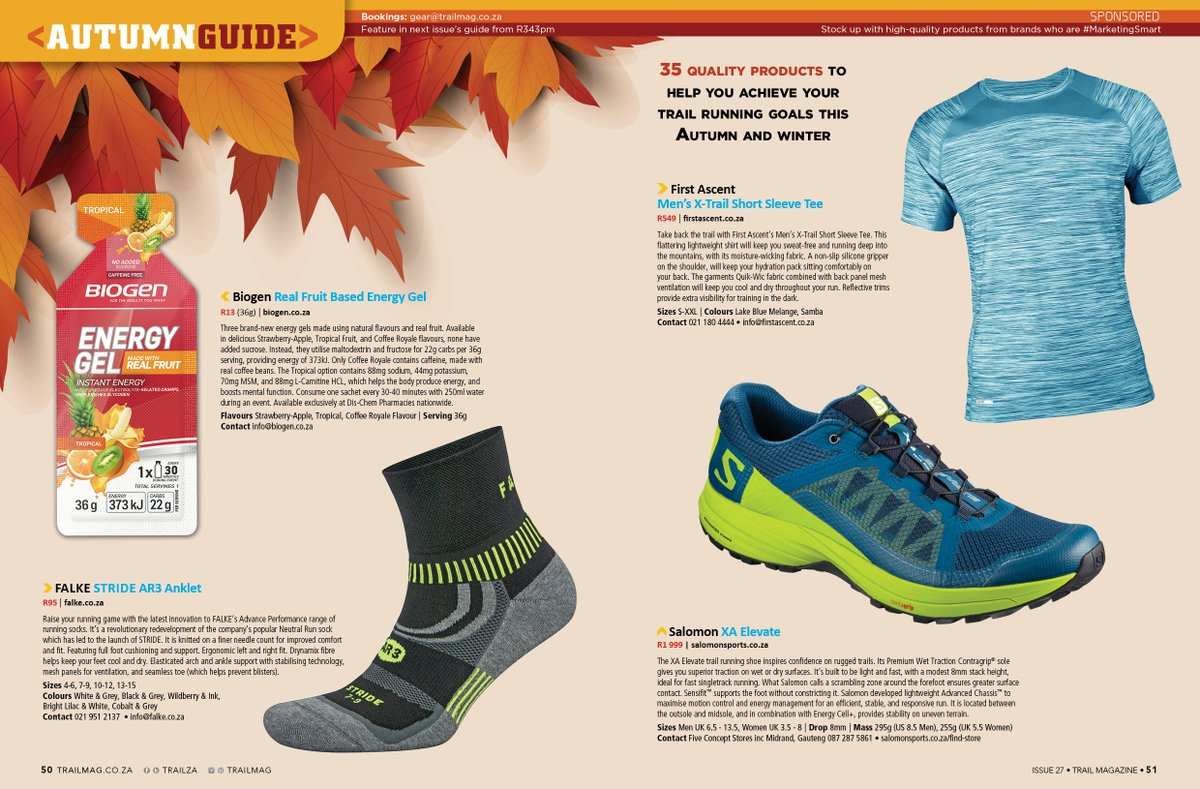 trail magazine on twitter check out the autumn gear guide rh twitter com trail magazine gear guide 2017 Guide Gear Ultimate Cooler
