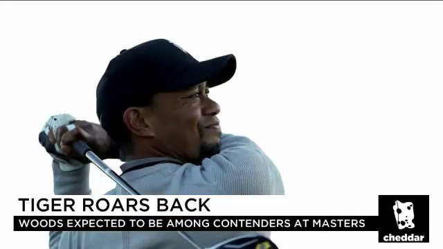 If @TigerWoods wins #TheMasters, @ForTheWin writer @bycharlescurtis says it will be the greatest comeback story in sports history. #CheddarLIVE