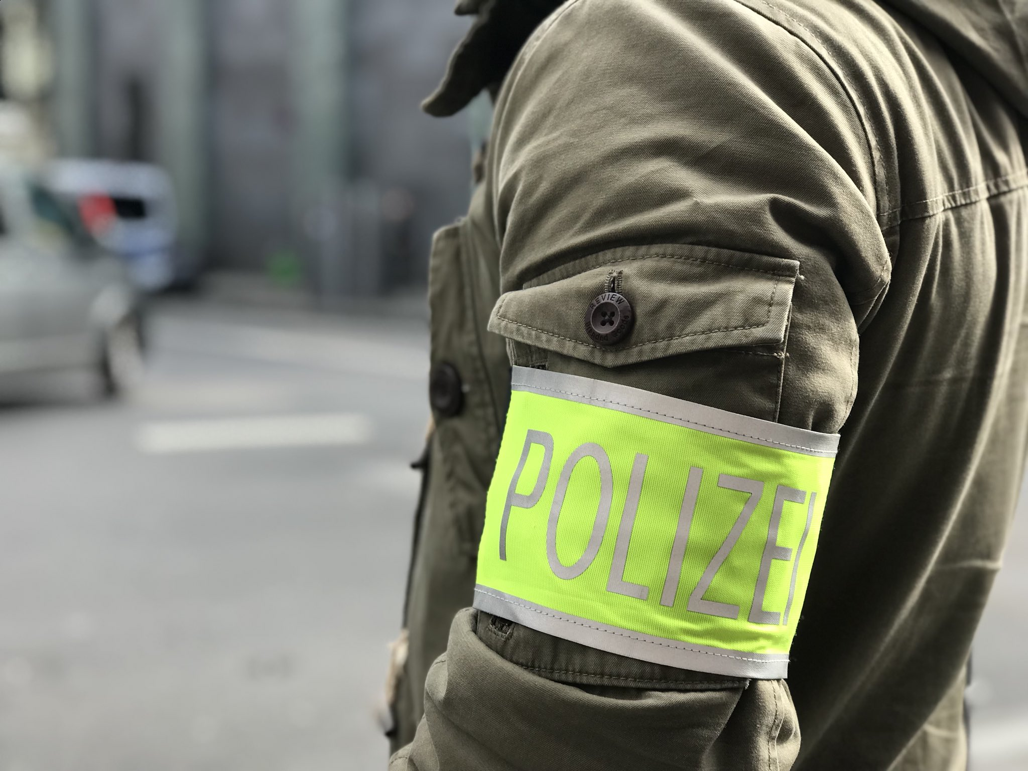 Twitter Polizei Ffm