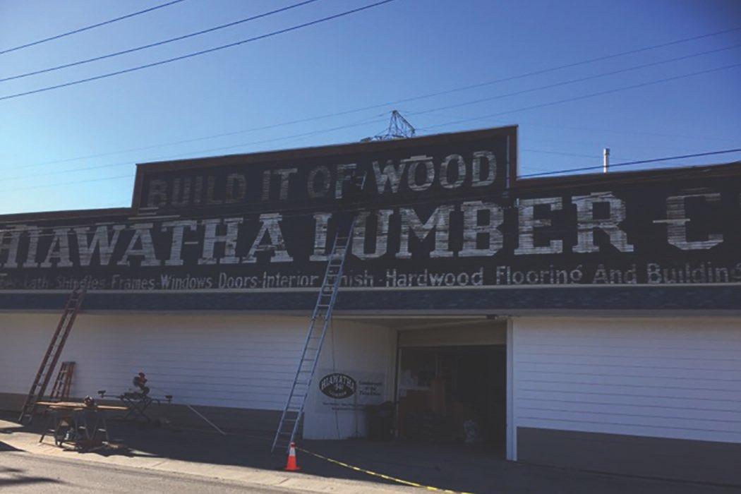 lumberindustry hashtag on Twitter