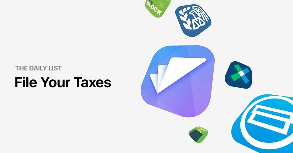App store on twitter hey usa youre running out of time to file and unless your dads an accountant hi dad you need to do it yourself by april 17 these apps can help httpapplefileyourtaxes picitter solutioingenieria Image collections