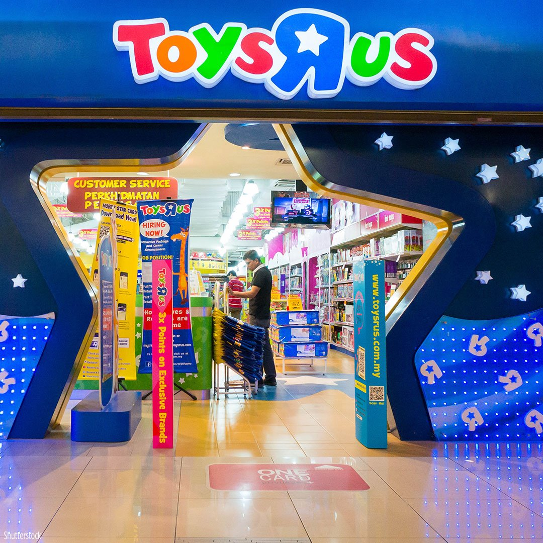 Last day: bed, bath & beyond will accept toys r us gift cards ...