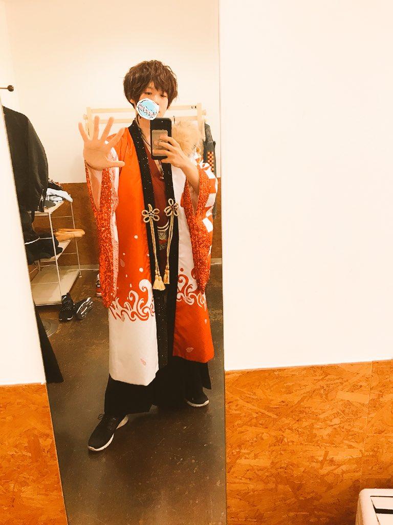 浦島坂田船東京公演ファイナル終わりました!!ありがとうございました!!!最高に楽しかったです!!!しまさか!!!!