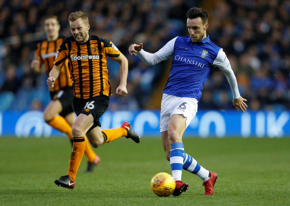 Morgan Fox to miss the rest of the season | theleaguepaper.com/featured/9937/… #swfc