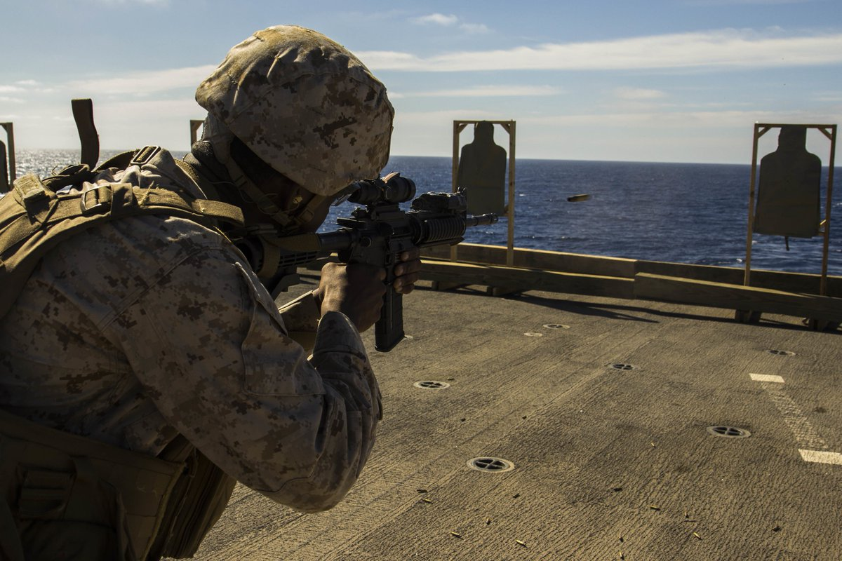 U S Dept Of Defense On Twitter Ready Aim A Usmc
