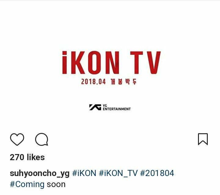 YG's PD #Soon #iKONTV #iKON   More on https://t.co/gxPXNLPCNK https://t.co/h3s47A7BT8