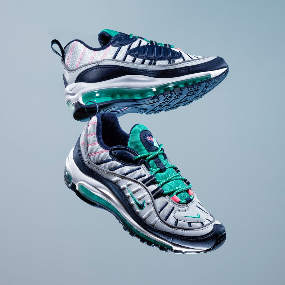 4d0b77387938 Buy air max 98 tidal wave on feet   60% off!