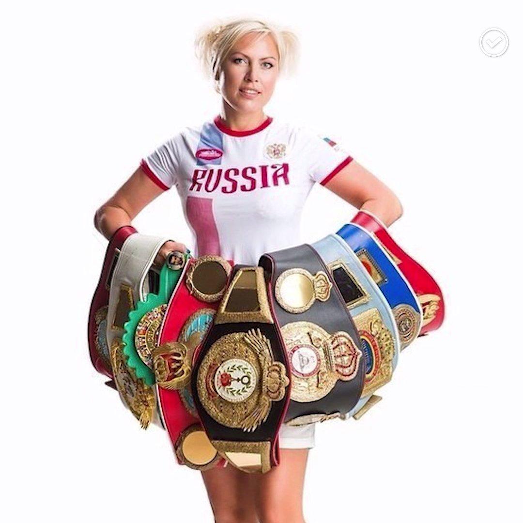 значение чемпионка по боксу россиянка рагозина фото она помогает