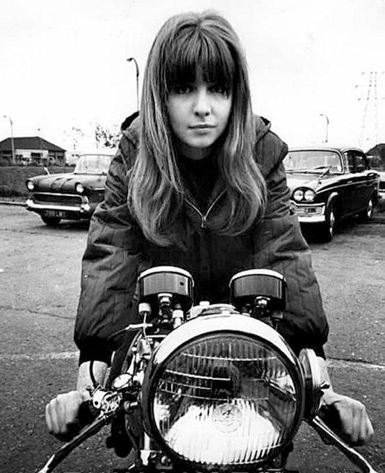 Happy birthday to Jane Asher. Photo c.1965.