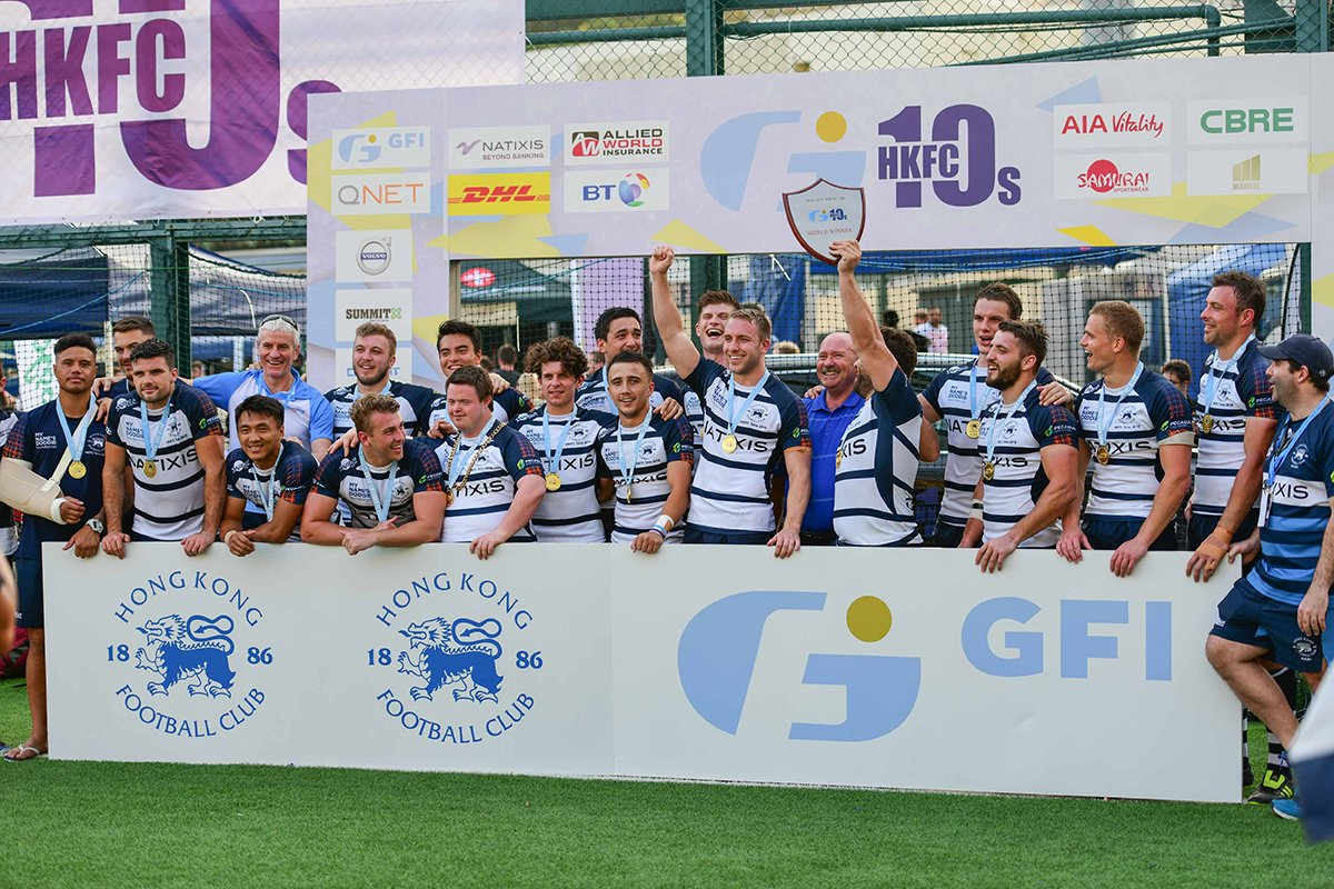 test Twitter Media - Fiji Sevens backs score four tries in the final, Samurai lift Plate, Hong Kong's Scottish Exiles grab the Bowl while hosts Natixis HKFC lift the Shield! Read all about Day 2 of the @GFIHKFC10s here>>https://t.co/25HmhjE589 #HK10s #SamuraiFamily https://t.co/Lt4oQihFP5