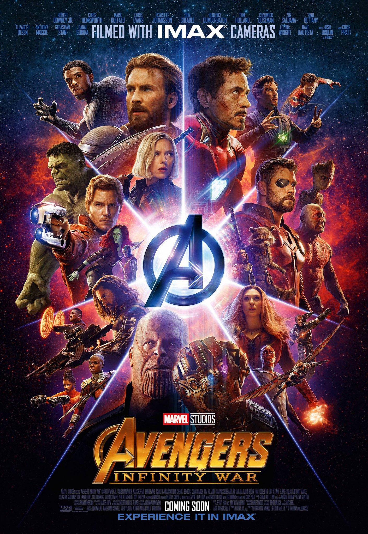 [Lo que se viene] Avengers: Infinity War - Página 4 DaBavlpWAAs3aFX