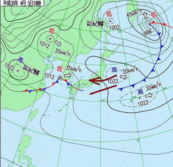 東京江戸川区、霧雨が降っています。高気圧の背面は湿った風が入りやすいうえ、南海上に弱い気圧の谷がある。 #気象情報 #東京の天気  pic.twitter.com/Q9S7ct1JQF