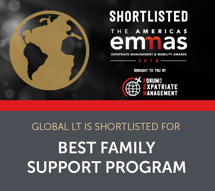 We are so excited to be shortlisted for @FEMGlobal's 2018 Americas EMMA award 'Best Family Support Program'! #FEMEMMAS https://t.co/mhFce4NQZ9