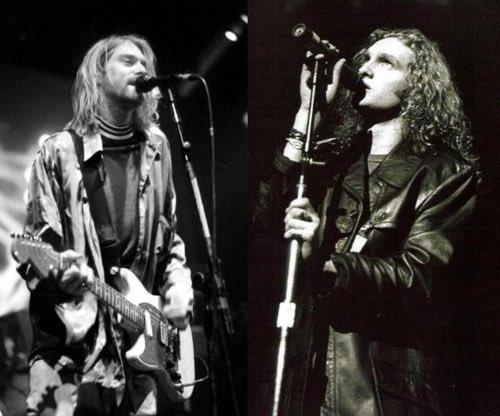 Kurt cobain and layne staley