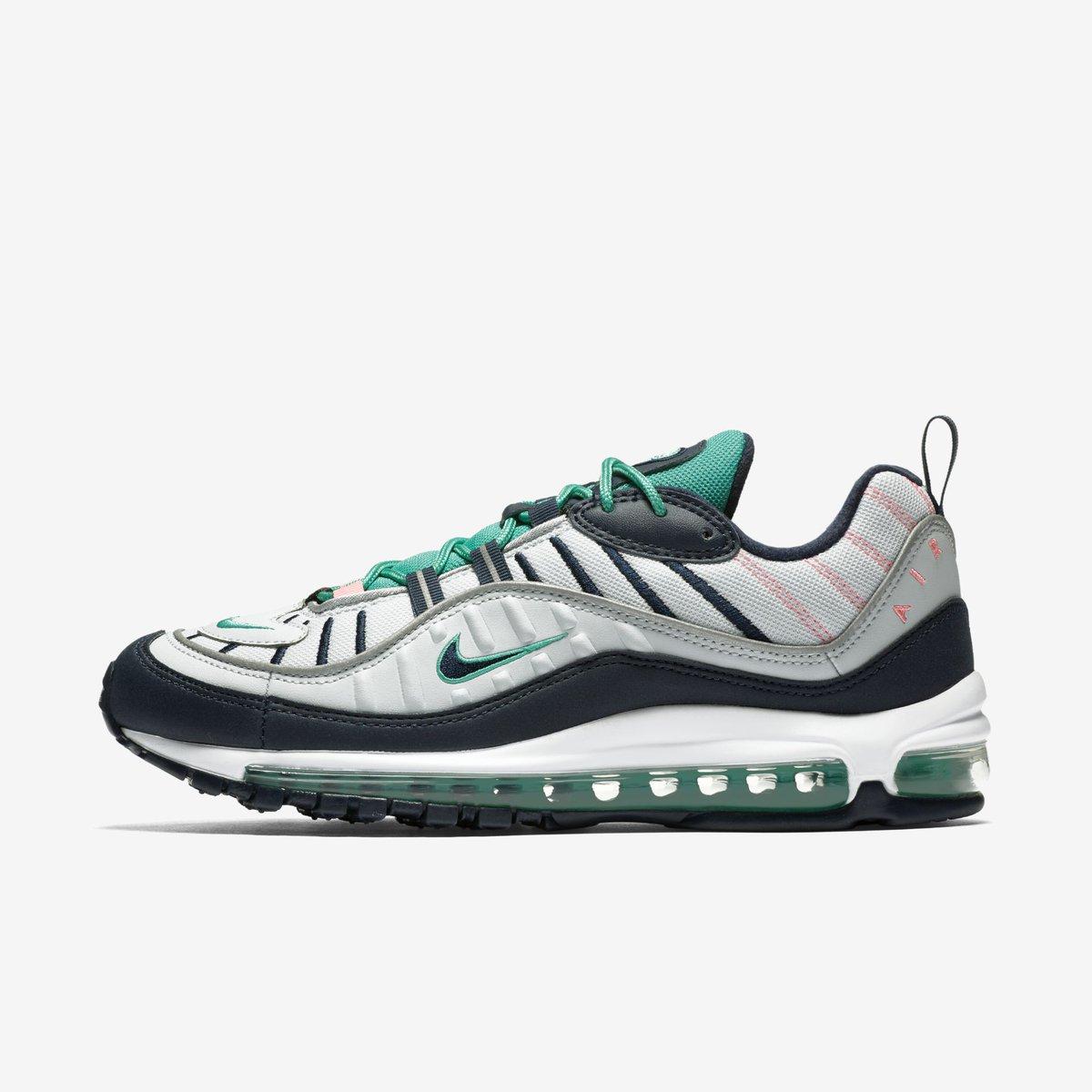"bff2101639 LIVE: Nike Air Max 98 ""South Beach"" Foot Locker ->  https://go.j23app.com/735 Finish Line -> https://go.j23app.com/736 Villa ->  https://go.j23app.com/737 ..."