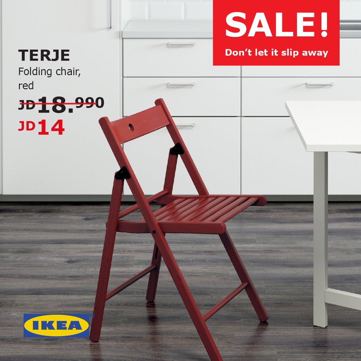 Get the chair for JD 14 instead of JD 18.990 Offer is valid until May 2nd or until stock lasts.pic.twitter.com/0Q8N8de1KO  sc 1 st  Twitter & IKEA Jordan on Twitter:
