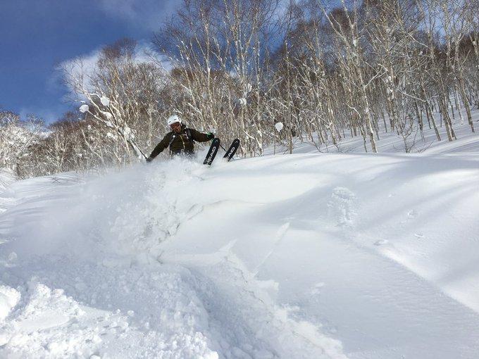Jordi @skitheeast_ acaba de publicar el report más potente 🔝🔝sobre el esquí en Japón 🇯🇵hasta la fecha! [REPORTAJE] ➡️ https://t.co/H3rhTW0IoA