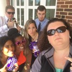Are you ready? The coaches are ready to win...tune in tomorrow at noon to see how. #HPUConcertContest @HPUCAT