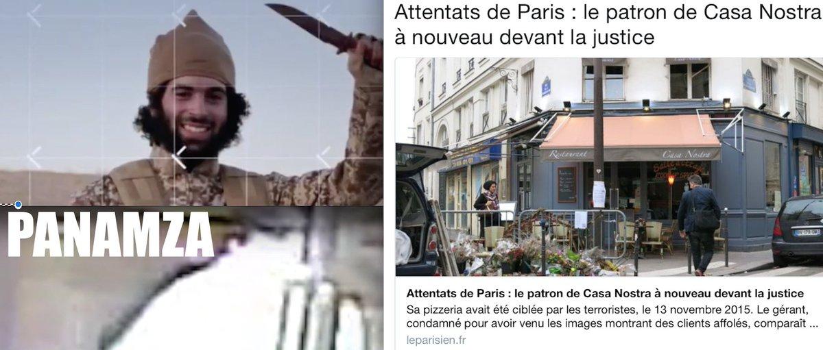 Attentats de Paris : le patron du Casa Nostra est-il puni pour avoir diffusé une vidéo censurée par la police ?