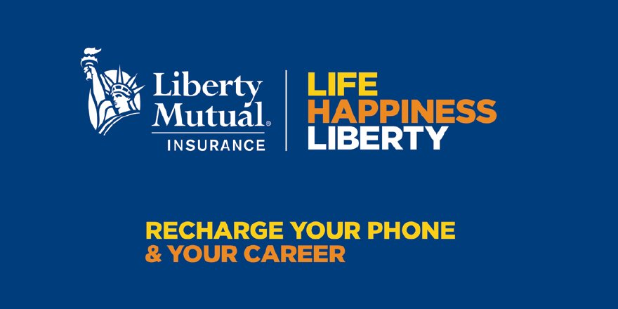 Liberty Insurance Phone Number >> Liberty Mutual Jobs On Twitter Battery Running Low At