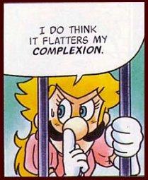luigi princess cosplay su misura