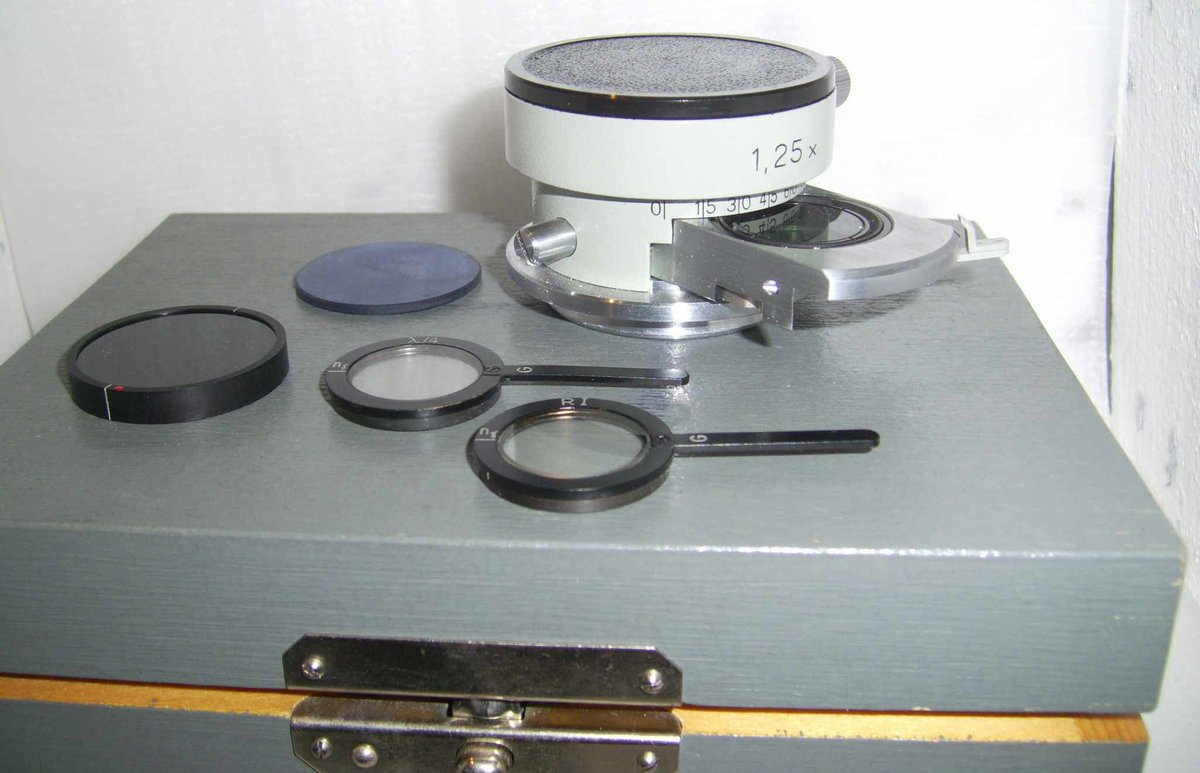 Zeiss jena laboval phase contrast microscope this is a su flickr