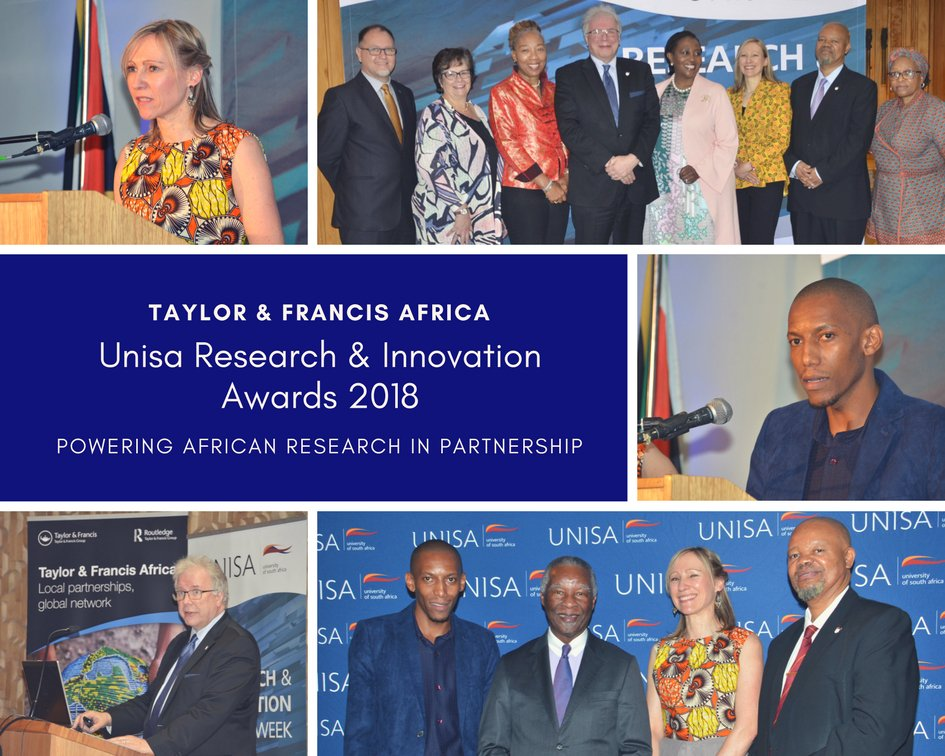 We&#39;ve said it before, but we had such fun at the @unisa Research &amp; Innovation Awards last month! Celebrating research excellence &amp; looking back at twelve years of promoting Local Partnerships, Global Reach with the South African Research Community. #researchexcellence #innovation<br>http://pic.twitter.com/Y3he3cH8fo