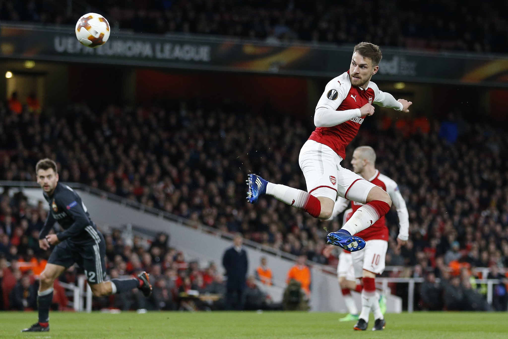 Image result for ramsey goal cska