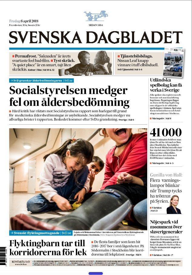 Socialstyrelsen medger brister