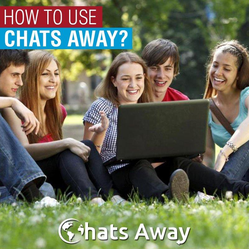 chatsaway hashtag on Twitter