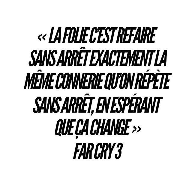 Julientellouck On Twitter La Folie C Est Refaire Sans
