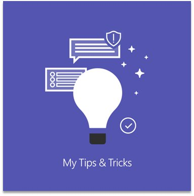 Matt Landis Windows PBX & UC Report: Microsoft Teams User Tip #23