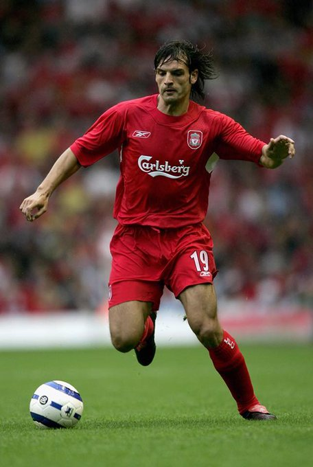 Happy Birthday to former Liverpool Striker Fernando Morientes who is 42 today