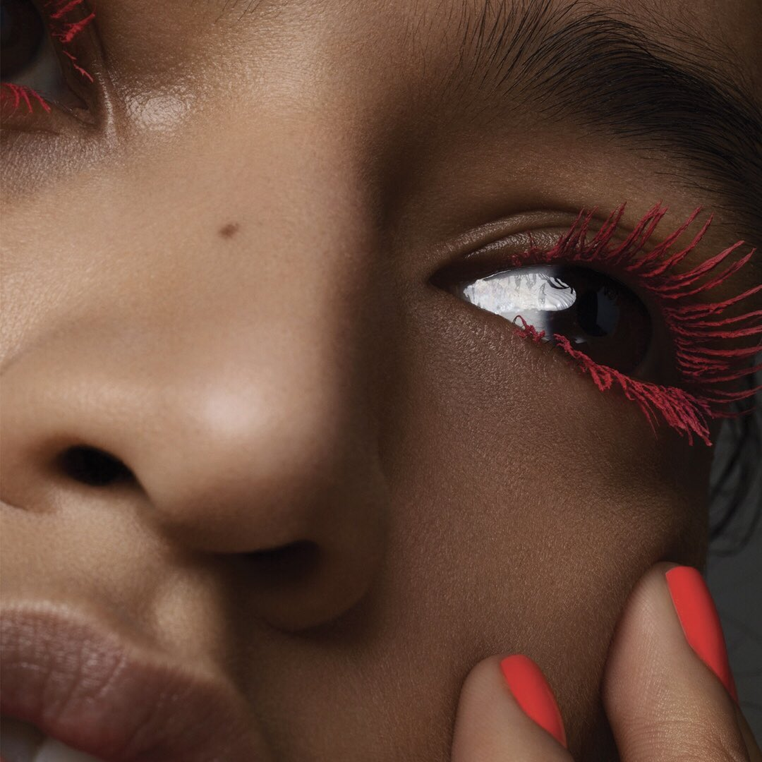 Dior On Twitter Creativity Through Colourful Makeup On Eyes Lips
