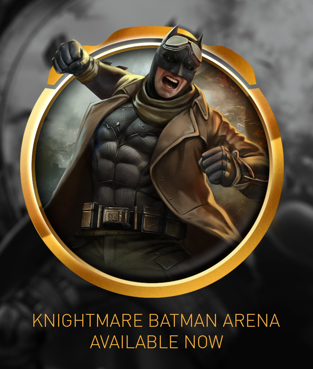 Injustice 2 Mobile on Twitter: \