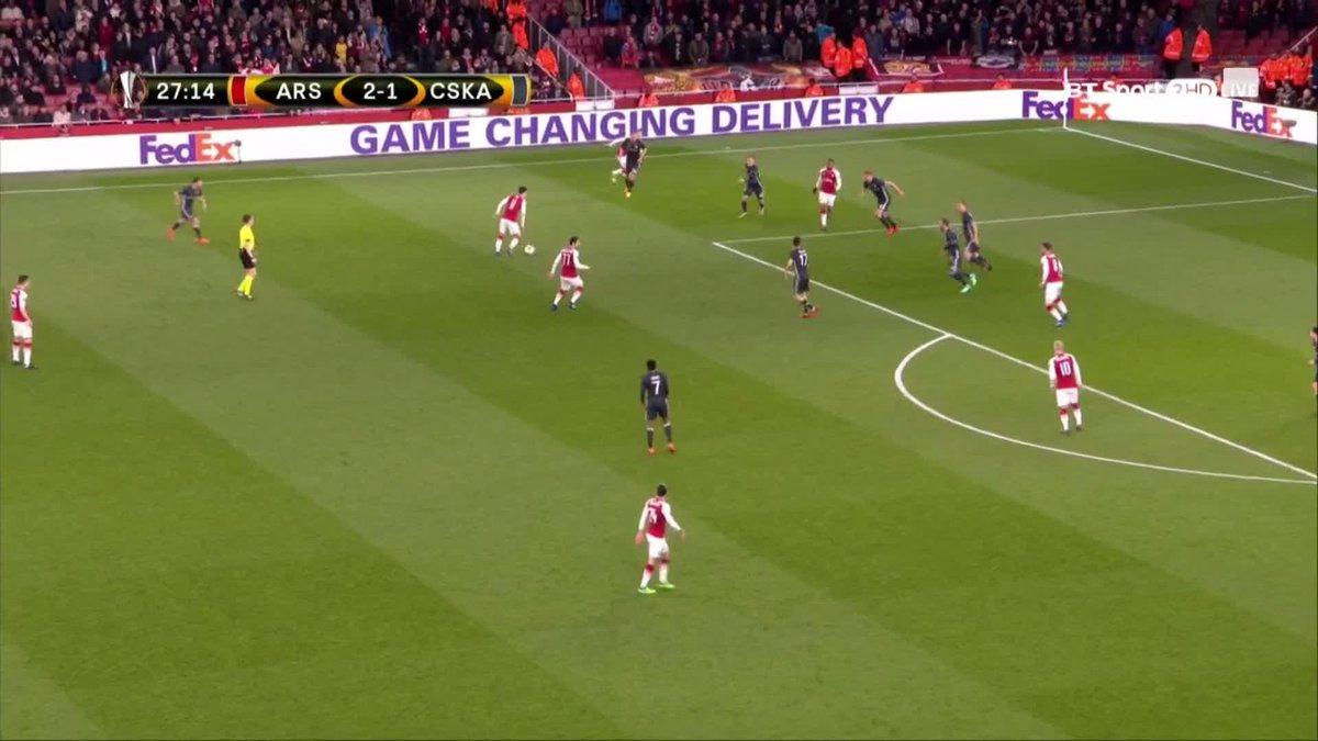 Football on BT Sport's photo on Aaron Ramsey