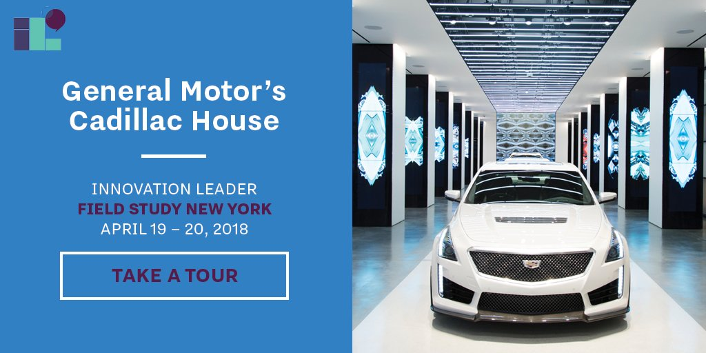 Innovation Leader On Twitter On April 19 20 Join Us At Cadillac